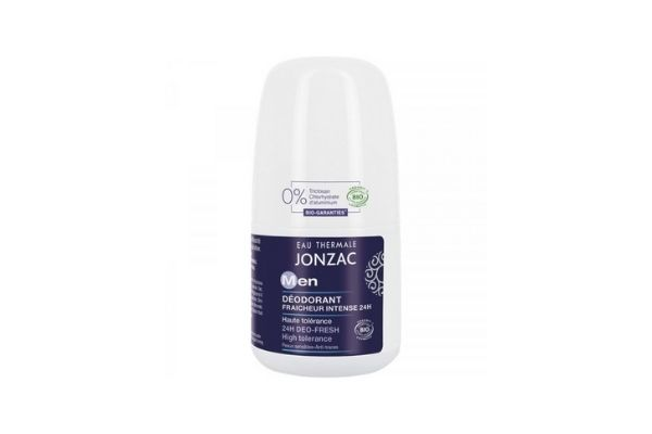 Jonzac Men déo bille bio 50ml
